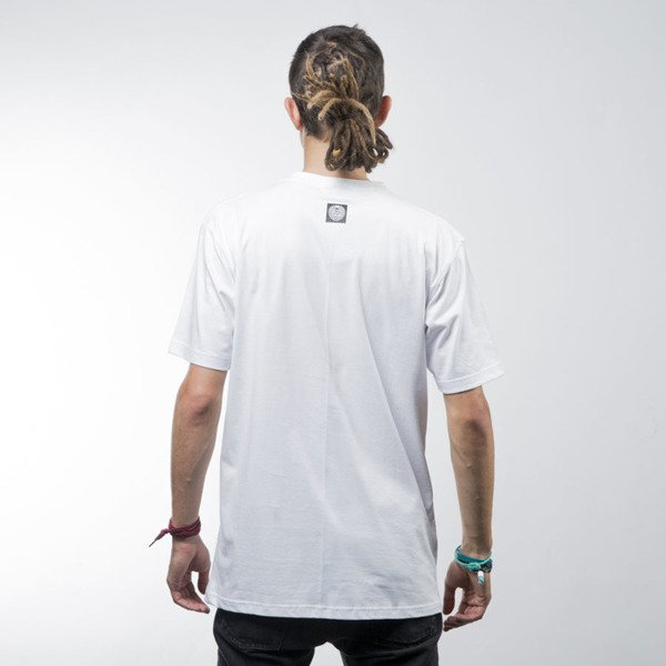 Mass Denim koszulka t-shirt La Legend white
