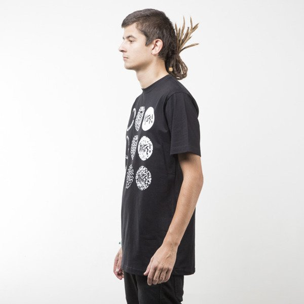 Mass Denim koszulka t-shirt Mind black