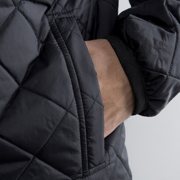 Mass Denim kurtka Base Quilted black
