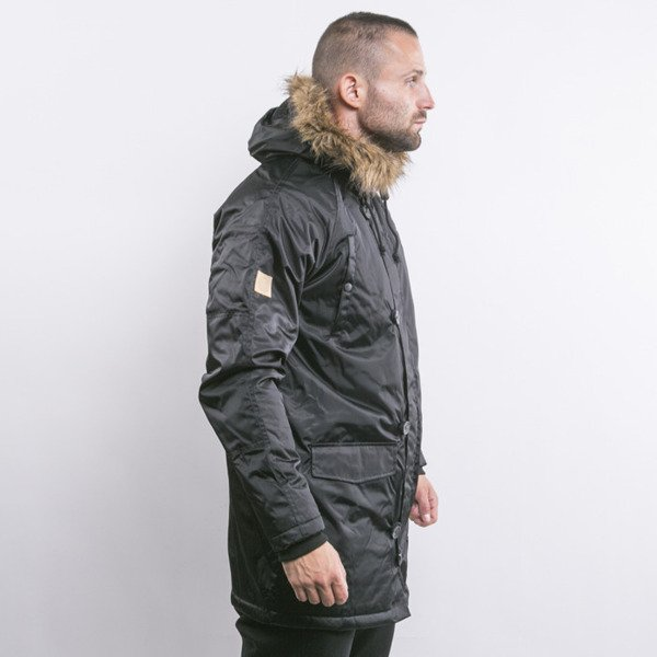 Mass Denim kurtka zimowa Combat black