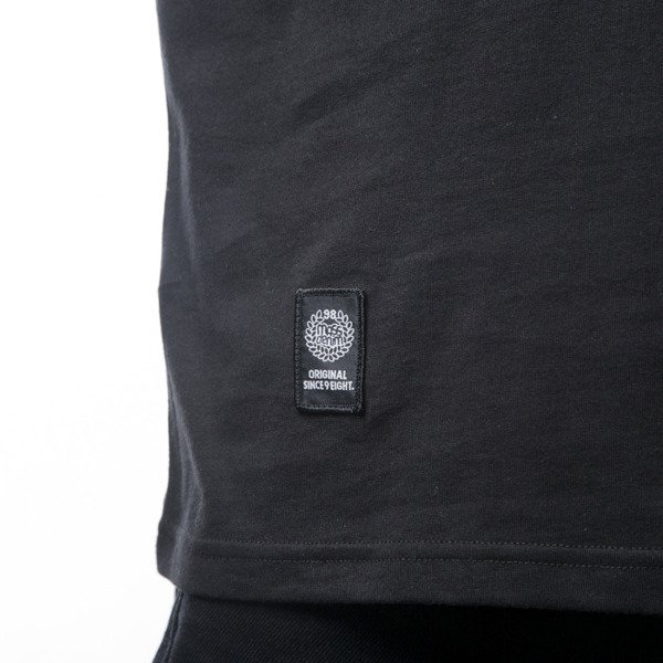 Mass Denim t-shirt koszulka Battle black