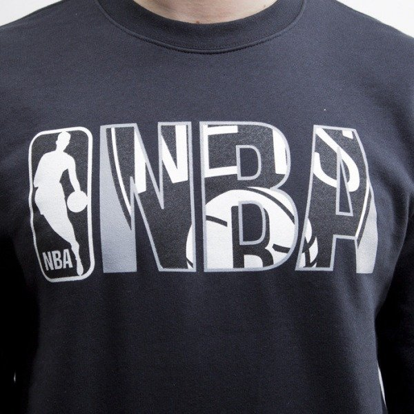 Mitchell & Ness bluza Brooklyn Nets crewneck black Insider