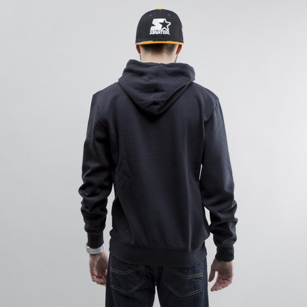 Mitchell & Ness bluza hoody Los Angeles Lakers black Team Arch