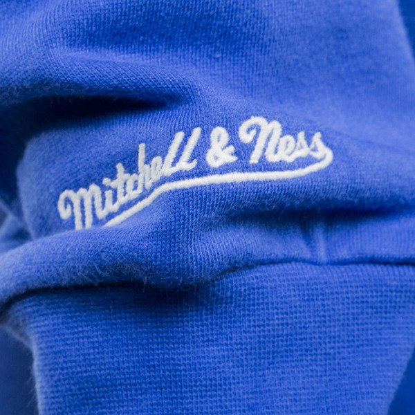 Mitchell & Ness bluza sweatshirt New York Knicks hoody royal TEAM ARCH
