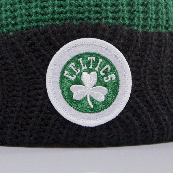 Mitchell & Ness czapka Boston Celtics green Retro Patch KN34Z