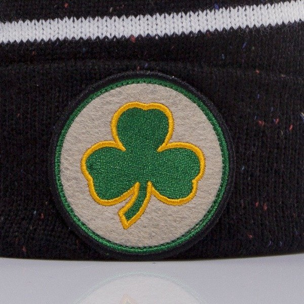 Mitchell & Ness czapka Boston Celtics green Speckled KN40Z