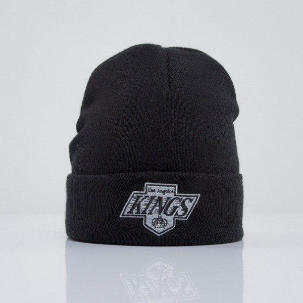 Mitchell & Ness czapka Los Angeles Kings black Headline EU253
