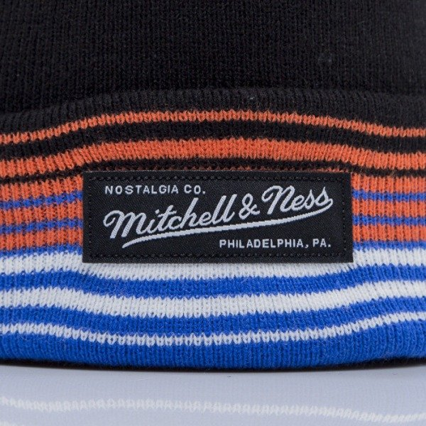 Mitchell & Ness czapka New York Knicks black Linear EU256