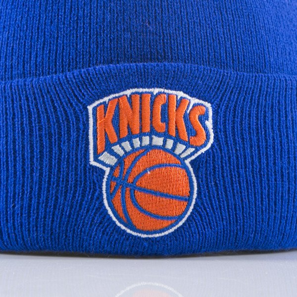 Mitchell & Ness czapka New York Knicks royal Headline EU253