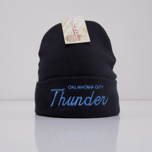 Mitchell & Ness czapka Oklahoma City Thunder navy Team Talk EU175