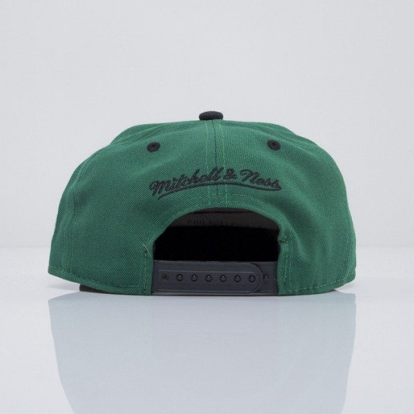 Mitchell & Ness czapka snapback Boston Celtics green Score EU300