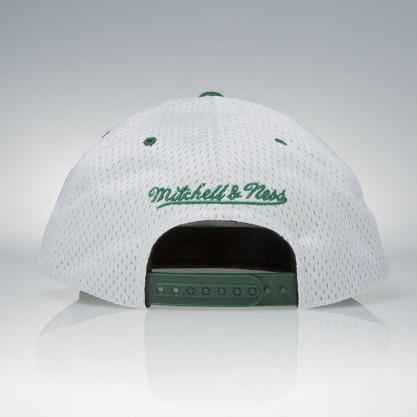 Mitchell & Ness czapka snapback Boston Celtics white / green 1968-1969 NBA Champions V095Z