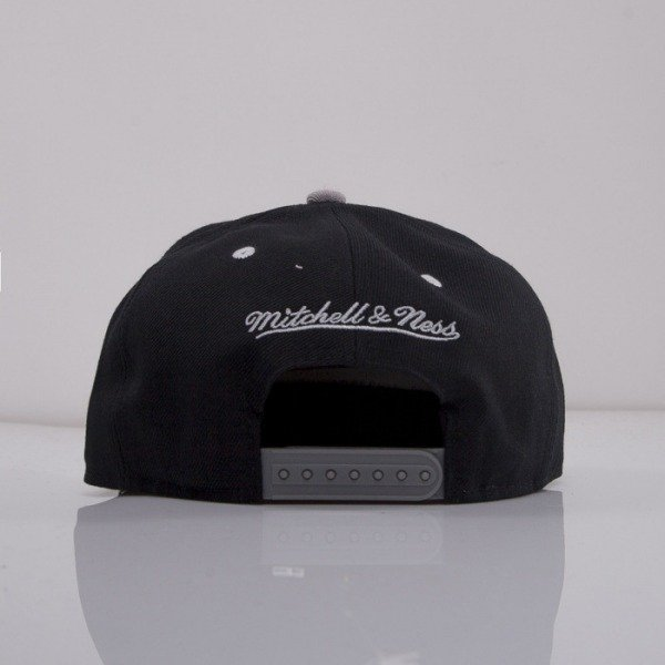 Mitchell & Ness czapka snapback Brooklyn Nets black EU250