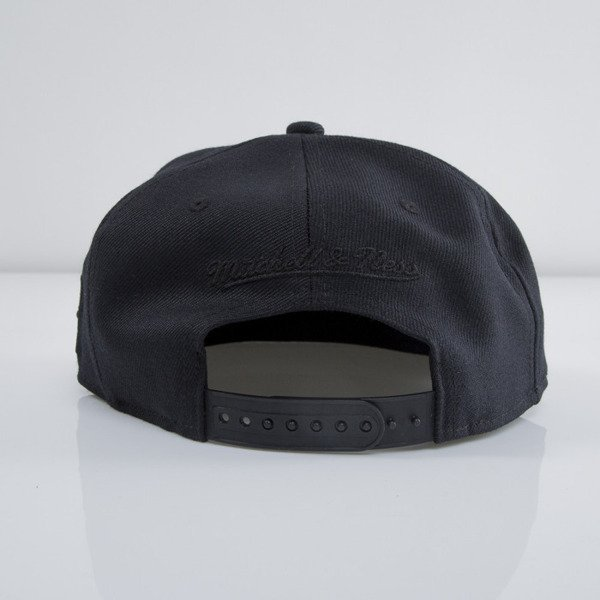 Mitchell & Ness czapka snapback Brooklyn Nets black EU441