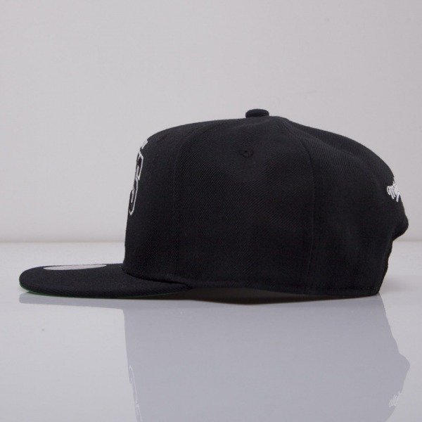 Mitchell & Ness czapka snapback Brooklyn Nets black On Point EU240
