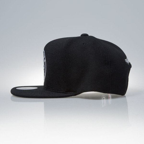 Mitchell & Ness czapka snapback Brooklyn Nets black SS EU847
