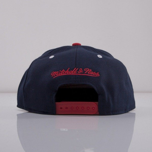 Mitchell & Ness czapka snapback Florida Panthers navy EU250