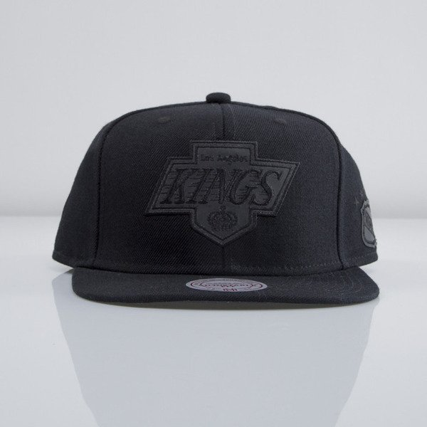 Mitchell & Ness czapka snapback Los Angeles Kings black EU441