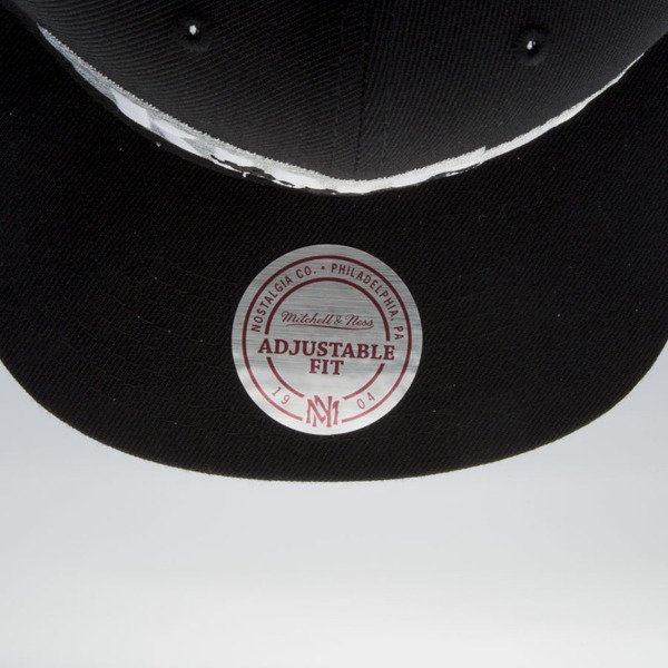 Mitchell & Ness czapka snapback Los Angeles Kings black Winning Streak VU84Z