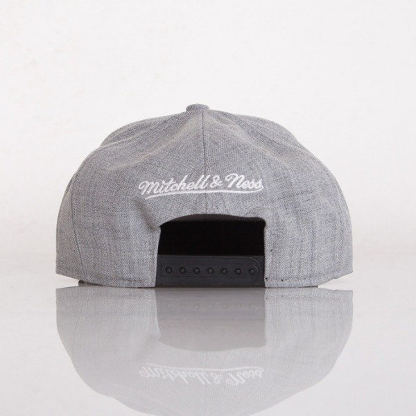 Mitchell & Ness czapka snapback Los Angeles Kings grey Black USA SB