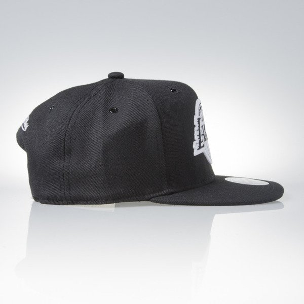 Mitchell & Ness czapka snapback Los Angeles Lakers black Black White EU901