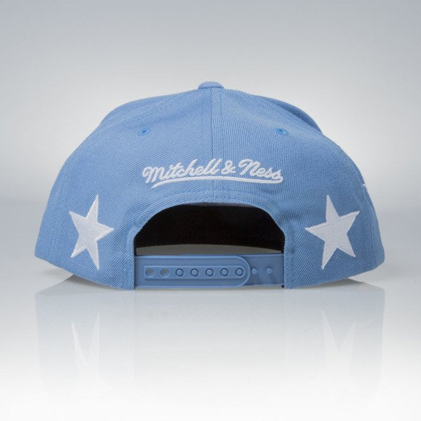 Mitchell & Ness czapka snapback Los Angeles Lakers blue Heritage Land O'Lakes Champions VP10Z