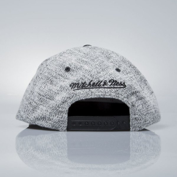 Mitchell & Ness czapka snapback Los Angeles Lakers grey heather / black EU957 GREY DUSTER