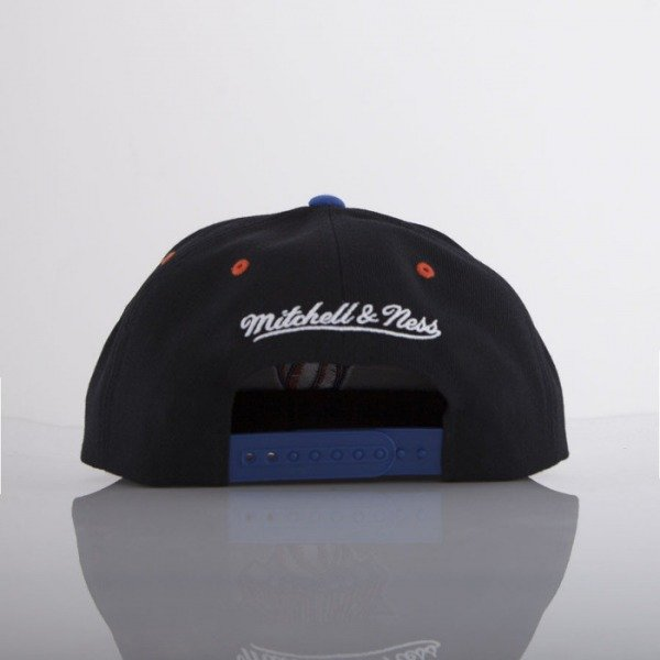 Mitchell & Ness czapka snapback New York Knicks black Stop On A Dime NZ55Z