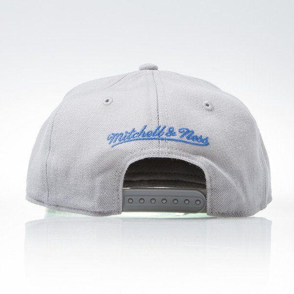 Mitchell & Ness czapka snapback Orlando Magic grey WOOL SOLID NL99Z
