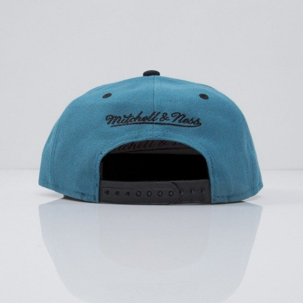 Mitchell & Ness czapka snapback San Jose Sharks turquoise  ALLEY OOP EU439