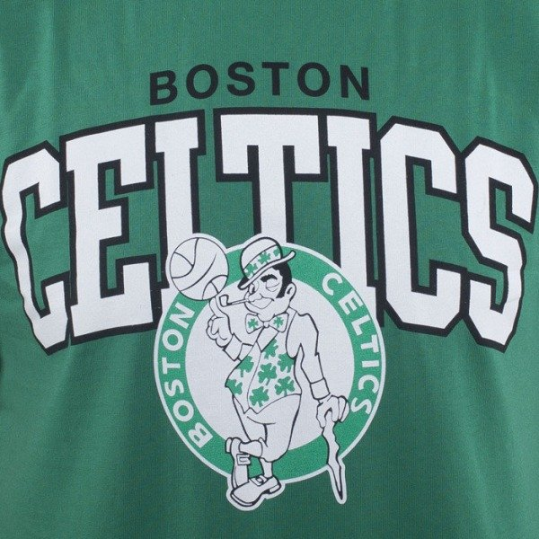 Mitchell & Ness koszulka Boston Celtics green Team Arch