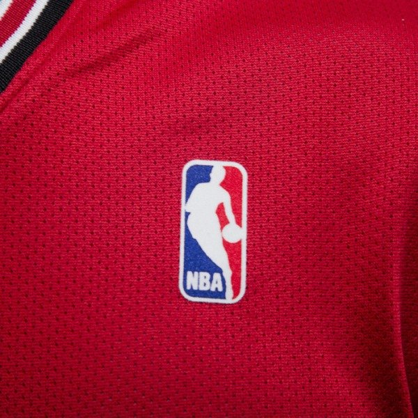 Mitchell & Ness koszulka jersey Chicago Bulls red #1 Spot Mesh Short Sleeve