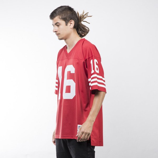 Mitchell & Ness koszulka jersey San Francisco 49ers red NFL REPLICA JERSEYS