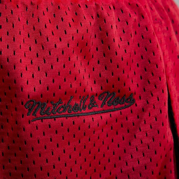 Mitchell & Ness szorty Chicago Bulls red NBA Reversible Mesh