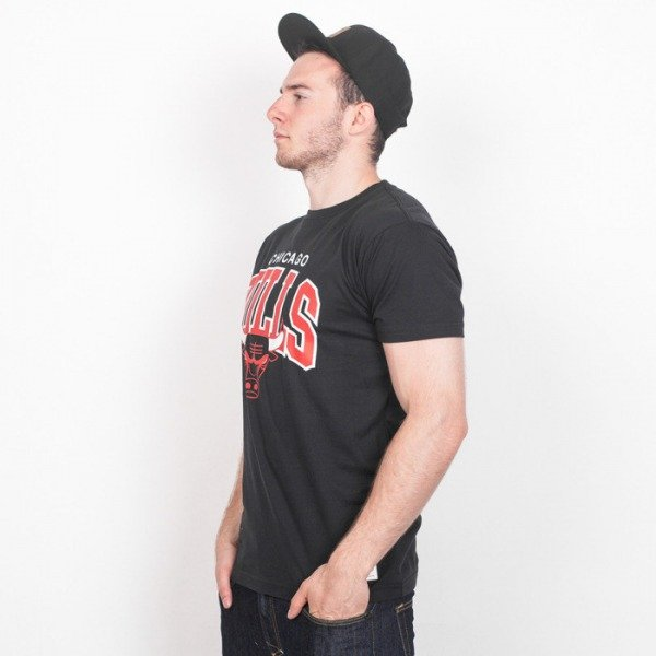 Mitchell & Ness t-shirt Chicago Bulls Black