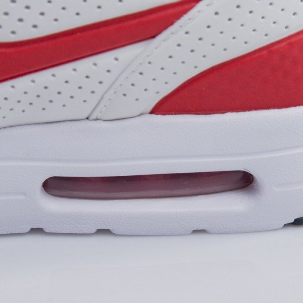 Nike buty Air Max 1 Ultra Moire summit white / white / anthracite / challenge red (705297-106)