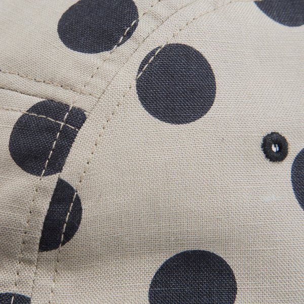 Phenotype 5Panel czapka Polka Dot beige