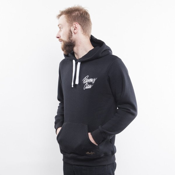 Phenotype bluza hoody Ravens Clan black