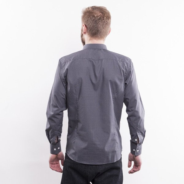 Phenotype koszula Boxes Shirt graphite