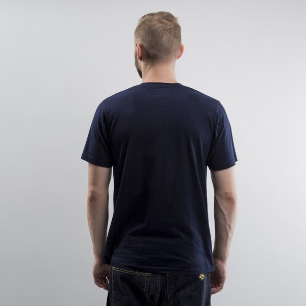 Phenotype koszulka t-shirt Emblem Pocket navy