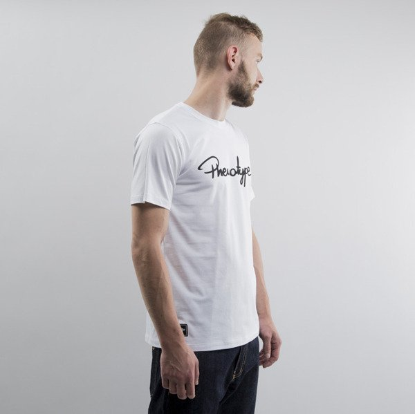 Phenotype koszulka t-shirt Pheno Logo white