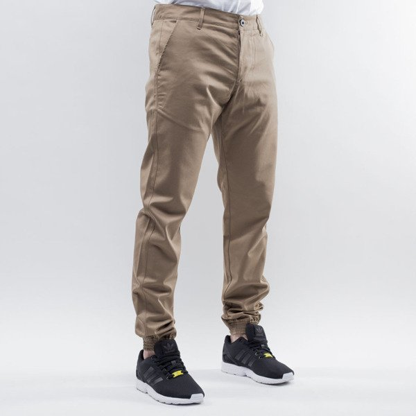 Phenotype spodnie Sneaker Pants mokka