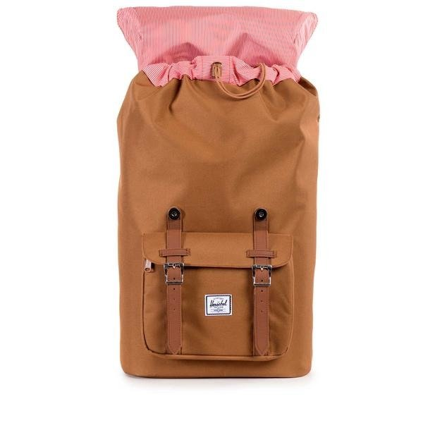 Plecak Herschel backpack Little America caramel (10014-00611)
