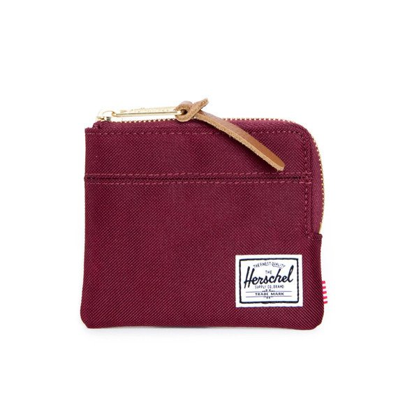 Portfel Herschel Johnny Wallet windsor wine (10094-00746)