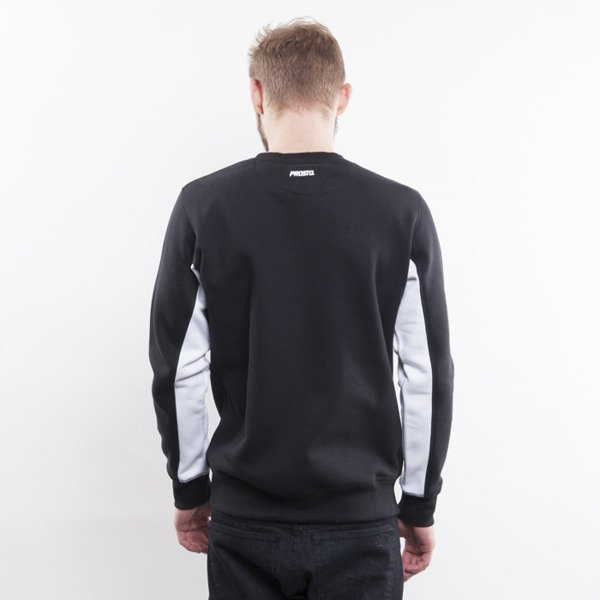 Prosto KLASYK bluza Sweatshirt Shield crewneck black