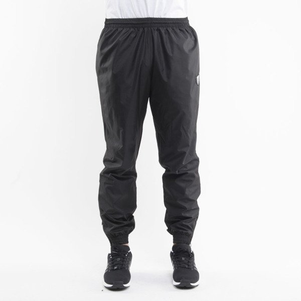 Prosto KLASYK spodnie dresowe Pants Battom black