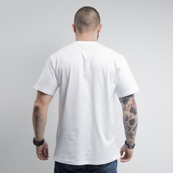 Prosto koszulka t-shirt Basic Levels white