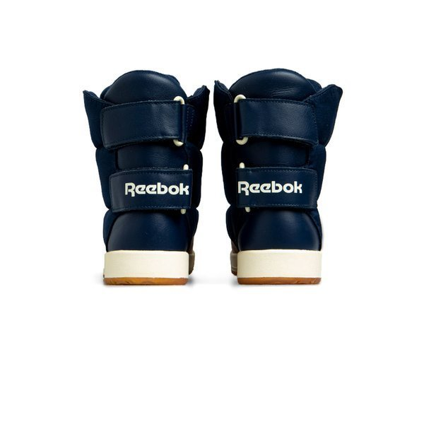 Reebok Classic buty zimowe WMNS Russia Boot indigo / taupe / nvy / chlk (V62841)