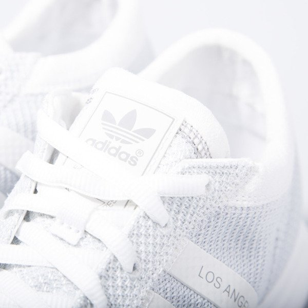 Sneakers buty Adidas Los Angeles white (S42021)
