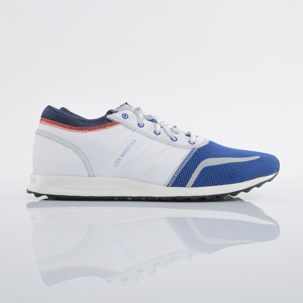 Sneakers buty Adidas Los Angeles white / white / collegiate royal (S42026)